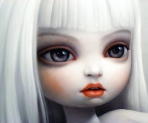 doll, Mark Ryden, and cute image