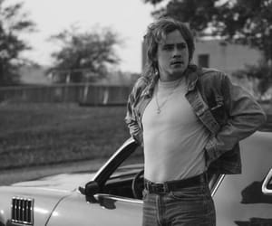 stranger things, dacre montgomery, and billy hargrove image