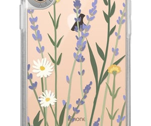 case, fashion, and flowers image