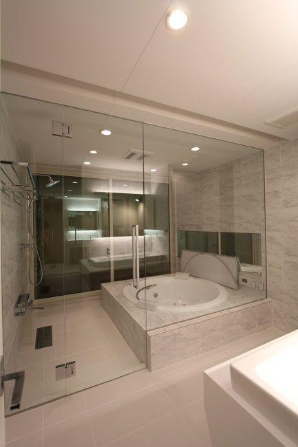 30 idées de salle de bain moderne on We Heart It