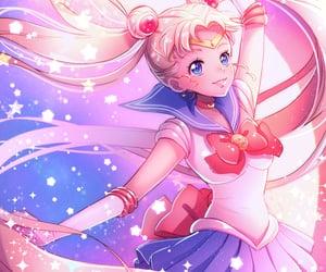 fanart, 美少女戦士セーラームーン, and いらすと image