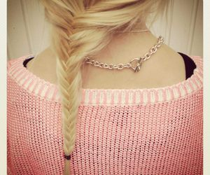blond and pink image