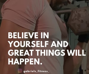 believe, determination, and discipline image