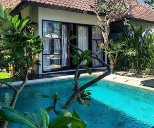 bali, holiday, and hotel image