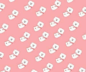 jin, rj, and bt21 image