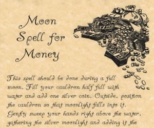 spell, spells, and witch image