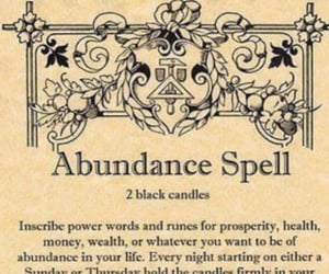 spell, witch, and wicca image