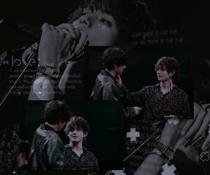 edit, bts, and vkook image