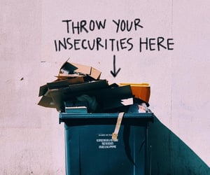 garbage, insecurity, and trash image