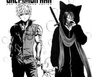 manga, sonic, and saitama image