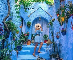 beauty, blue, and things image
