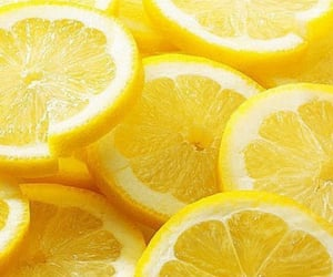 aesthetic, candy, and lemon image