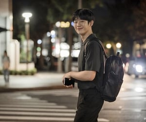 asian, korean actor, and jung hae in image