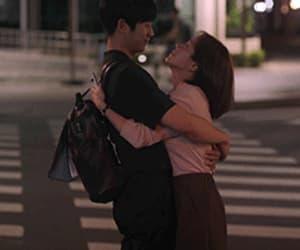 gif, Korean Drama, and love image
