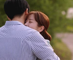 couple, han ji min, and gif image