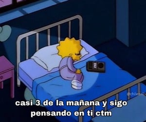 alone, frases, and lisa image