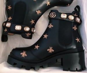 shoes, boots, and gucci image