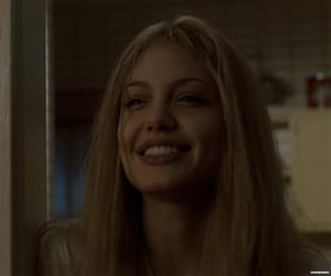 Angelina Jolie, girl interrupted, and lisa rowe image