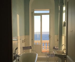 bathroom, aesthetic, and home image