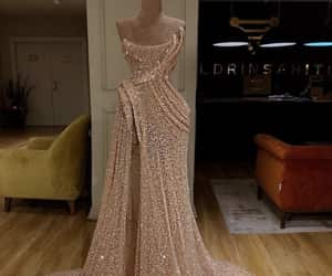 amazing, evening gown, and fashion image