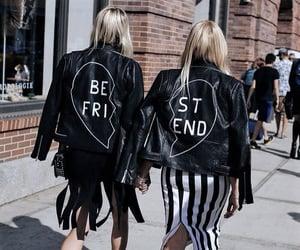 best friends, friends, and friendship image
