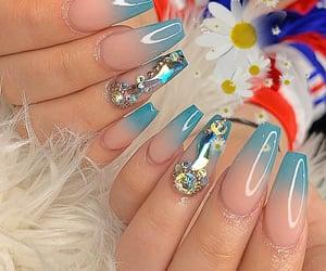 hand, dpz, and nail art image
