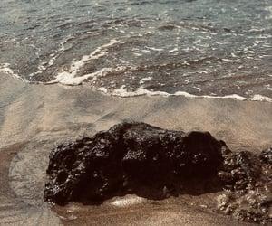 beach, lanzarote, and vacation image