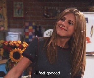 friends, rachel green, and 90s image