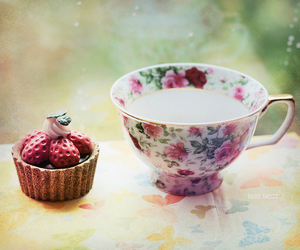 cup and floral image