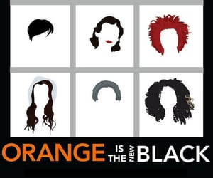 series, orange is the new black, and netflix image