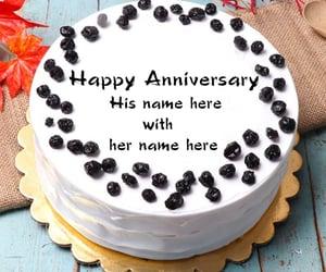 happy anniversary cake, anniversary cake online, and anniversary cake images image