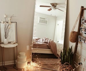 room, light, and mirror image