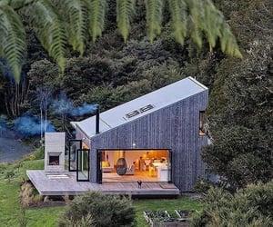 architecture, minimalism, and backyard image
