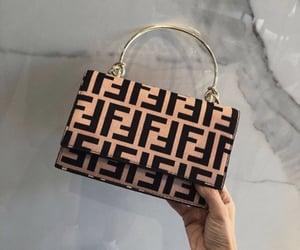 fendi, bag, and fashion image