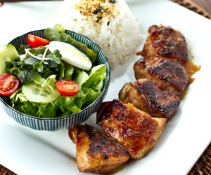 Chicken and teriyaki image