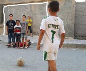 Algeria, enfant, and football image