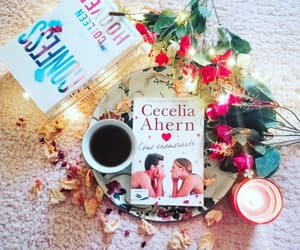 candle, lights, and cecelia ahern image