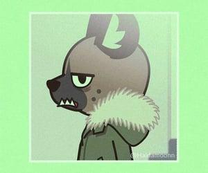 anime, green, and series image