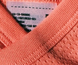 peach, aesthetic, and orange image