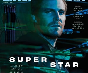 arrow, entertainment weekly, and stephen amell image