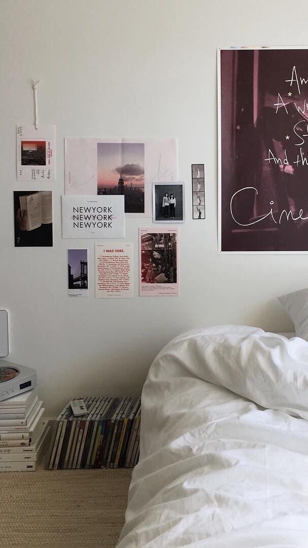 aesthetic, fairy lights, and furnitures image