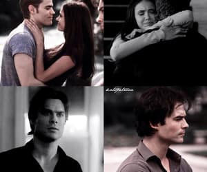 the vampire diaries, tvd, and tvd s2 image