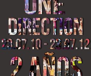 one direction and 2 years image
