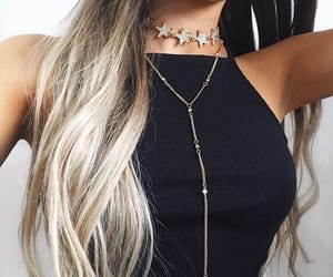accessories, necklace, and style image