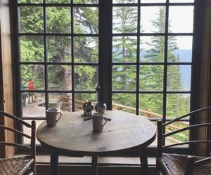 canada, lake louise, and tea house image