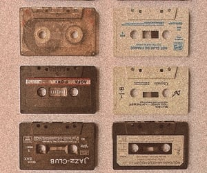 90s, aesthetic, and mixtapes image