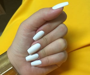 classy, inspiration, and long nails image