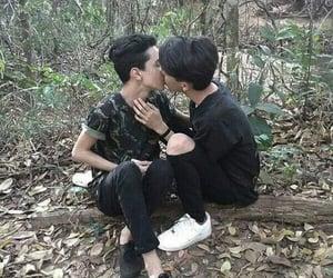 gay, boy, and couple image