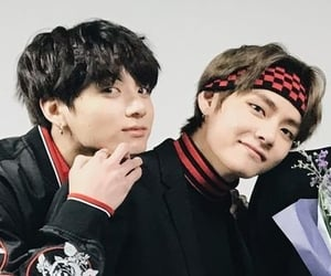 jungkook, taekook, and bts image