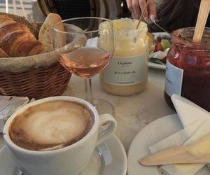 coffee, food, and wine image